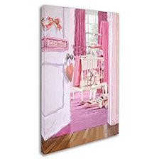 The Macneil Studio 'Girl's Room' Canvas Art