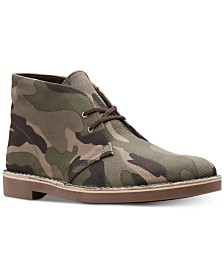 Clarks Men's Limited Edition Camo Bushacre, Created for Macy's