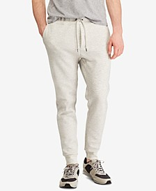 Men's Big & Tall Double-Knit Jogger Pants