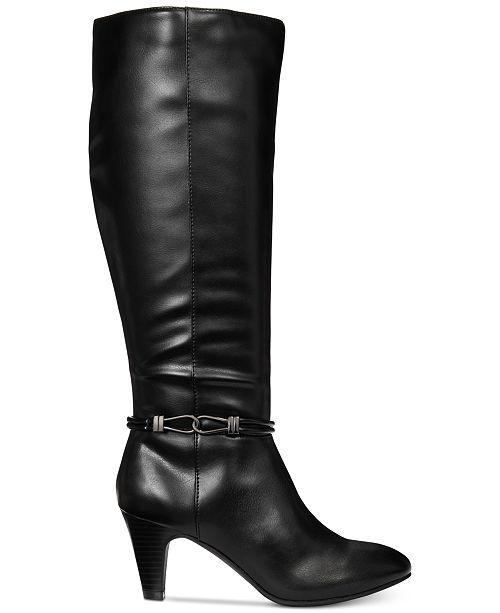 Karen Scott Hollee Dress Boots, Created for Macy's