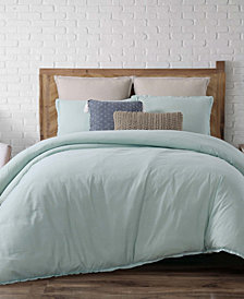 Brooklyn Loom Chambray Loft Full/Queen 3 Piece Comforter Set