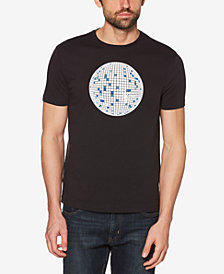 Original Penguin Men's Disco Pete Glow-In-The-Dark Graphic T-Shirt