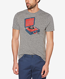 Original Penguin Men's Movin' & Groovin' Graphic T-Shirt