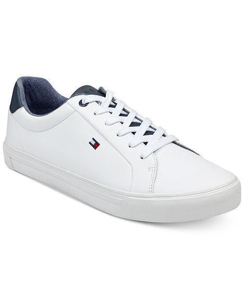 290bbbec72cb Tommy Hilfiger Men s Ref Low-Top Sneakers   Reviews - All Men s ...
