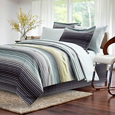 Strata Dark Charcoal 8-piece Bed-In-Bag Sets