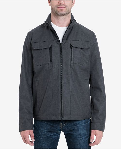9ae259d011b3 ... Michael Kors Men's Guilford Soft Shell Jacket, Created for Macy's ...