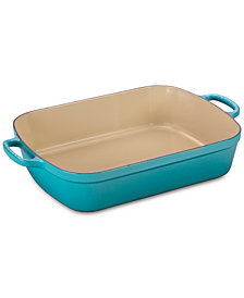 Le Creuset 7-Qt. Cast Iron Roaster
