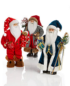 Holiday Lane Santa Collection, Created for Macy's