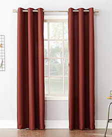 "Lichtenberg No. 918 Montego Casual Grommet Curtain 48"" x 63"" Panel"