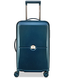 Delsey Turenne International Carry-On Hardside Spinner Suitcase