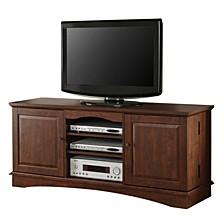 """60"""" Modern 2 Door TV Console"""