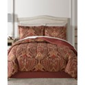 Various 8-Piece Reversible Comforter Sets (all sizes)