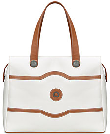 Delsey Chatelet Shoulder Tote Bag