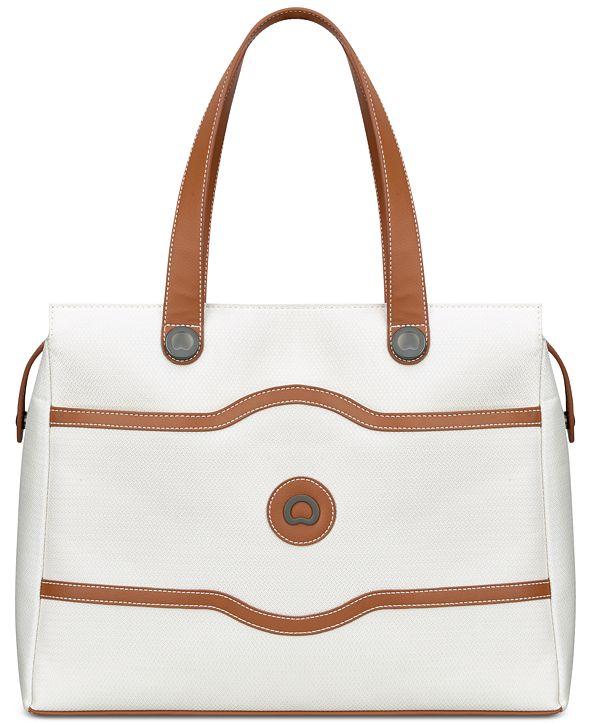 Delsey Chatelet Plus Shoulder Tote Bag