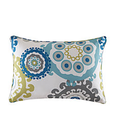 Madison Park Laguna Printed Medallion 3M Scotchgard Outdoor Pillow Collection