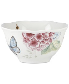 Lenox Butterfly Meadow Hydrangea Rice Bowl