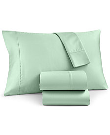 Charter Club Egyptian Cotton 700 Thread Count 4-Pc. Solid California King Sheet Set, Created for Macy's