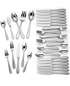 Haveson 65-Pc. 18/10 Stainless Steel Flatware Set, Service for 12, Created for Macy's