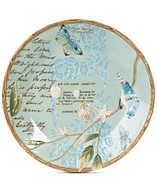Fitz and Floyd Toulouse Round Platter