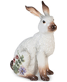 Fitz and Floyd Fattoria Rabbit Figurine
