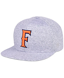 Top of the World Cal State Fullerton Titans Solar Snapback Cap