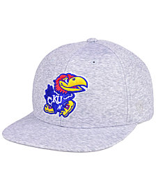 Top of the World Kansas Jayhawks Solar Snapback Cap