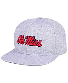 Top of the World Ole Miss Rebels Solar Snapback Cap