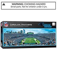 MasterPieces Carolina Panthers 1000 Piece Panoramic Puzzle