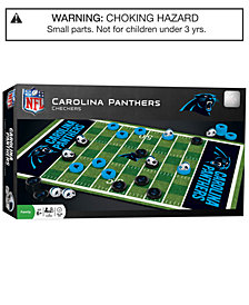MasterPieces Carolina Panthers Checkers
