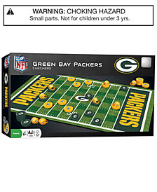 MasterPieces Green Bay Packers Checkers