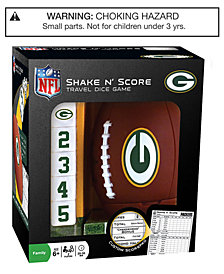 MasterPieces Green Bay Packers Shake N Score Game
