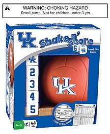 MasterPieces Kentucky Wildcats Shake N Score Game