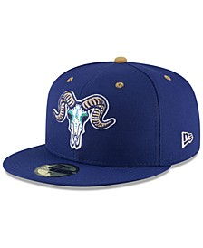 Hartford Yard Goats Copa de la Diversion 59FIFTY FITTED Cap