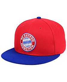 Fan Ink Bayern Munich EPL Fi Fitted Cap