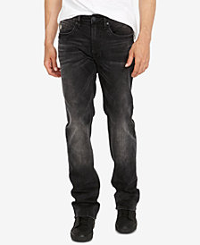 Buffalo David Bitton Men's Driven-X Black Jeans