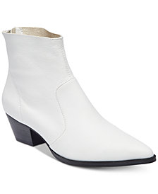 Steve Madden Women's Cafe Pointed-Toe Booties