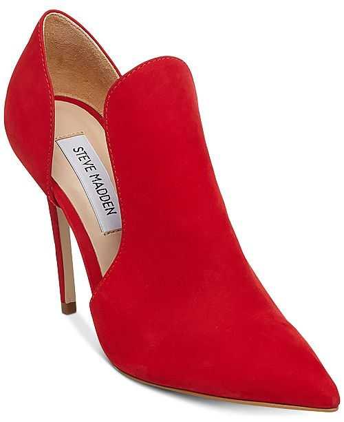 898b3e5e16c Steve Madden Women s Dolly Pointed-Toe Pumps   Reviews ...