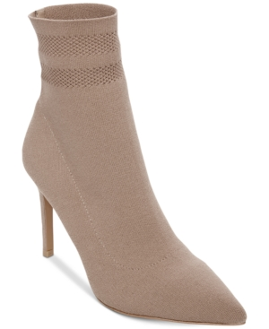 Steve Madden Cookie Sock Booties