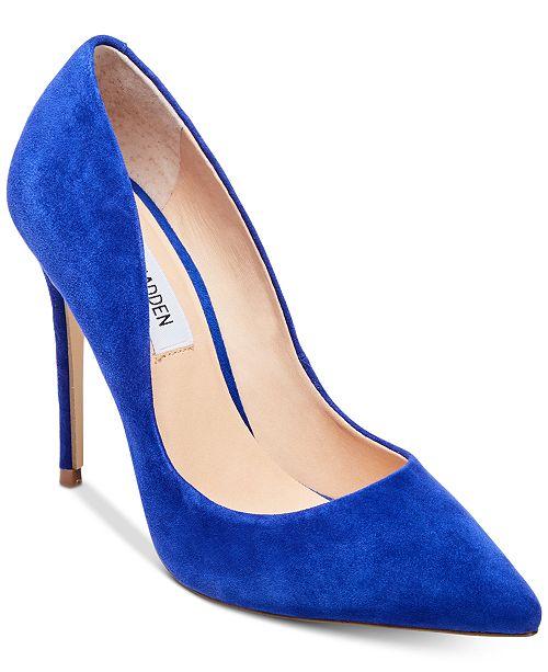 e852cbff762 Steve Madden Daisie Pumps   Reviews - Pumps - Shoes - Macy s
