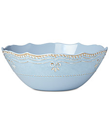 Lenox French Perle Melamine Round Serving Bowl