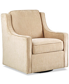 Harris Swivel Chair, Quick Ship
