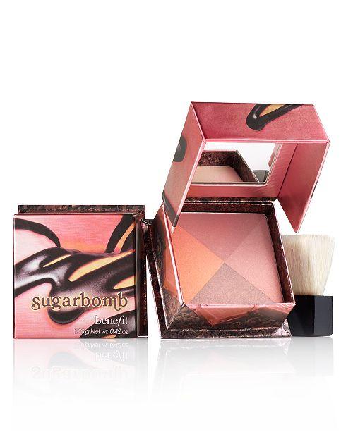 Benefit Cosmetics sugarbombbox o' powder blush