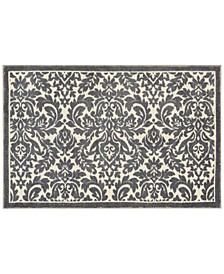 "CLOSEOUT! Waverly Damask 24"" x 36"" Accent Rug"
