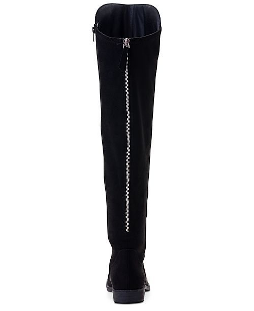 77703b26b7a ... Style   Co Hayley Over-The-Knee Zip Boots