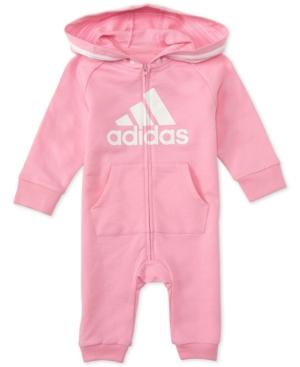 adidas Baby Girls Hooded...