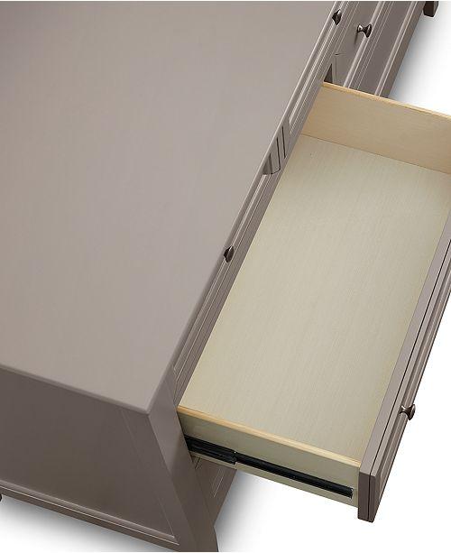 Furniture Sanibel Dresser Created For Macy S Furniture