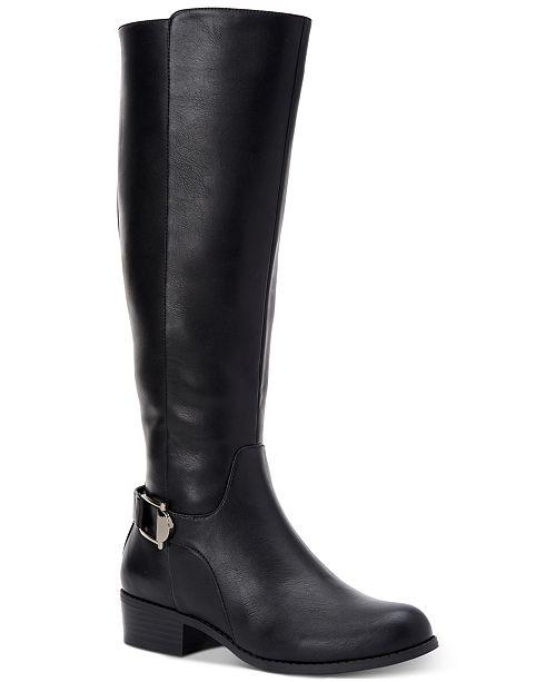 Alfani Women's Step 'N Flex Kallumm Boots, Created for Macy's