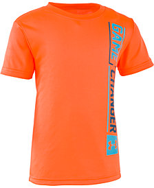 Under Armour Little Boys Game Changer Graphic T-Shirt