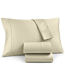 Rest 4-Pc. Queen Sheet Set, 450 Thread Count Cotton