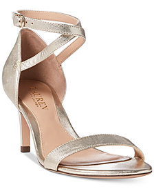 Lauren Ralph Lauren Glinda Dress Sandals